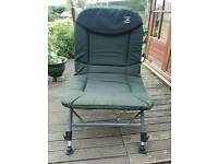Pelzer fishing chair