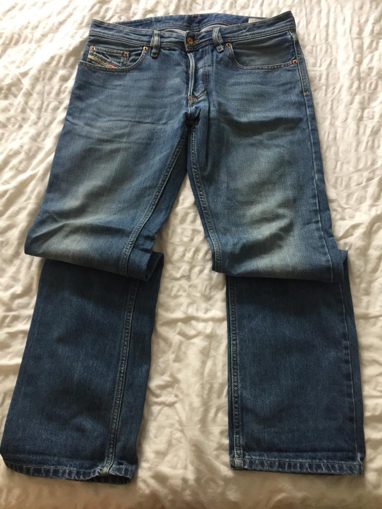 Men's Diesel jeans W32 L32