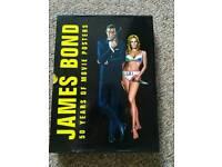James Bond: 50 Years of Movie Posters (HardBack)