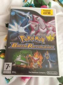 Pokemon Battle Revolution for Wii