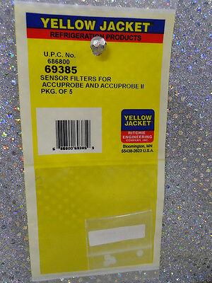 Accuprobe Leak Detector Senor Filters Pkg. 5 69385
