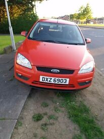 2007 Ford Focus Style