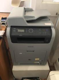 Samsung CLX-6220FX All-in-One Colour Laser Printer