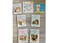 Peter Rabbit / Wind in the Willow books