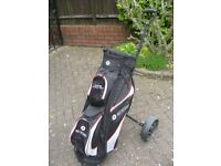 Motocaddy - Lite Series Golf Bag 14-way club dividers Spacious pockets Easy acccess carry handles