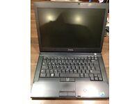 DELL LATITUDE E6400 Notebook, Windows 7, Intel Core 2 DUO 2.4 GHz 120 GB HDD 4 GB Memory