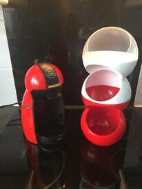 Krups Nescafé Dolce Gusto Coffee Machine & Pod Storage