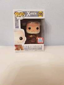 Old Man Logan (Wolverine) Vinyl Pop Funko - Comic Con Fall convention exclusive