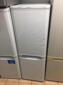 73.hotpoint fridge freezer