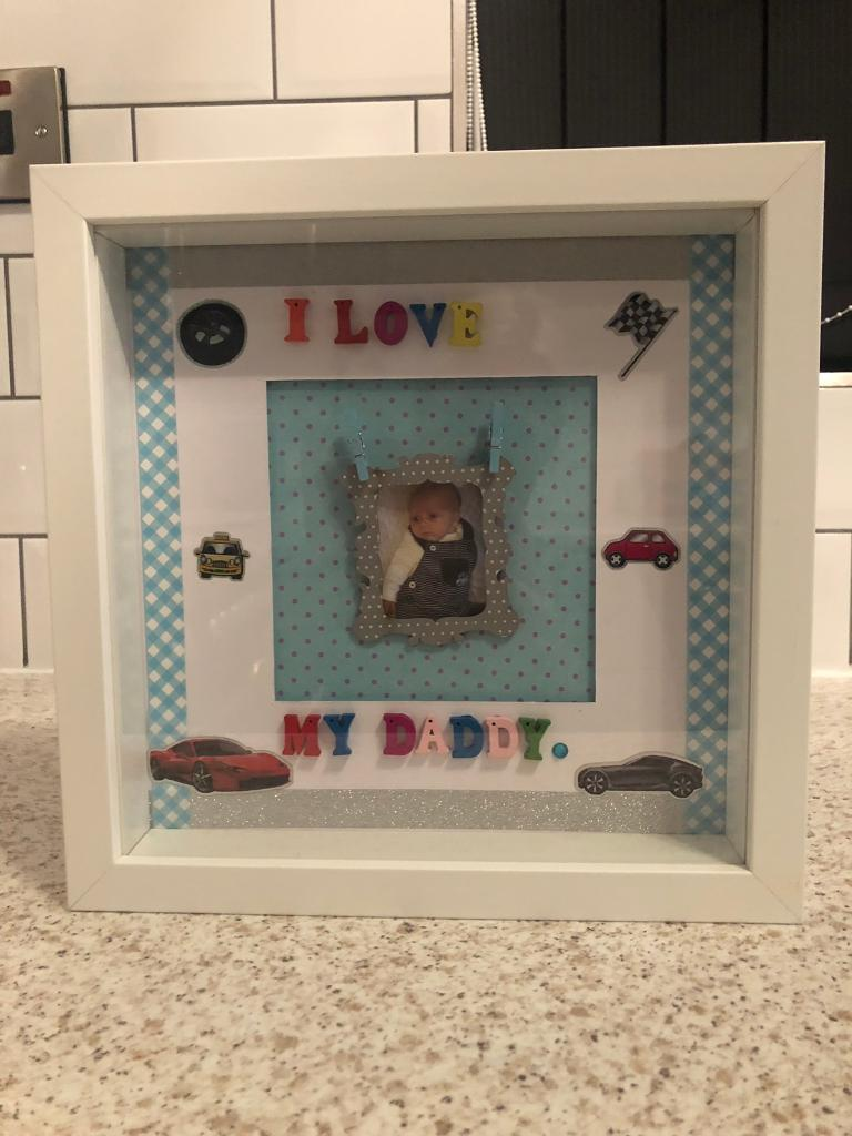 I Love My Daddy Frame Box 3d In Ilkeston Derbyshire Gumtree