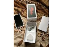 IPhone 6s new with warranty with box and original unused charger
