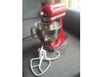 Kitchen Aid Artisan 4,8l Red URGENT