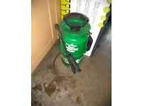 Cuprinol sprayer unit