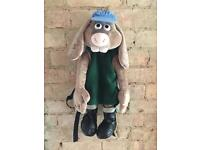 Hutch Wallace and Gromit bag