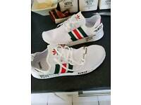 Adidas NMD off white size 10