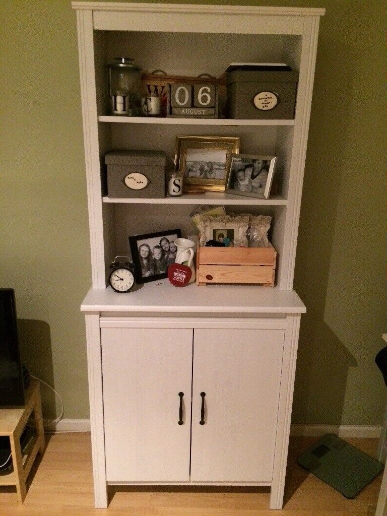 Ikea Brusali Dresser High Cabinet Fantastic Condition 40