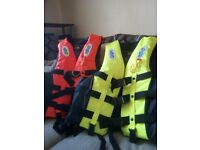 Adult life vests