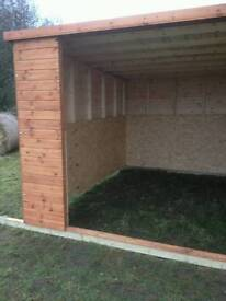 Field Shelter 12 x 12 , new never been used