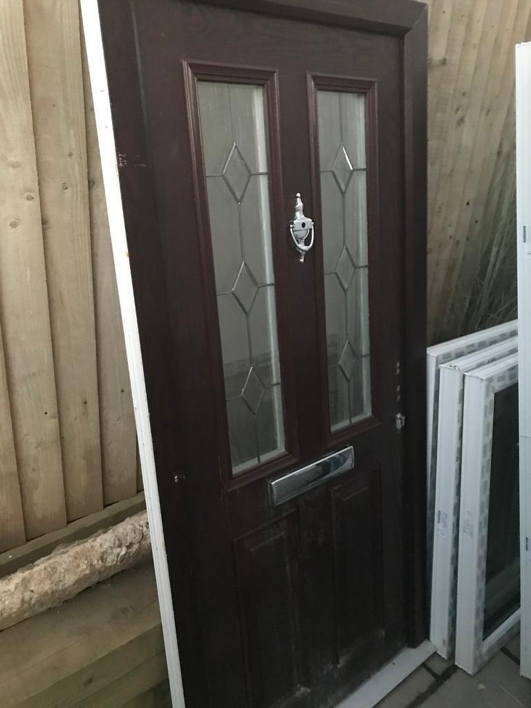 Composite Rosewood Front Door In Plymouth Devon Gumtree