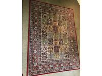 Large living room rug in great condition for just £35