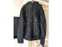 2 weeks old Duck&Cover designer men's jacket,size XL,costs £165,bargain at £45 Immaculate