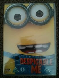 Despicable Me DVD - BNIB