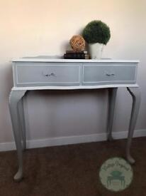 Vintage Console or Dressing Table