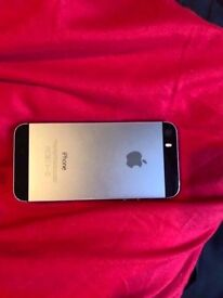 iPhone 6 (white and gold)