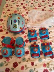 In the night garden igglepiggle skate and safety set