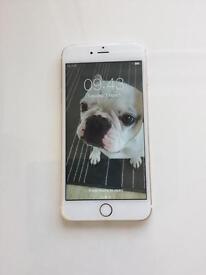 iPhone 6plus 16gb unlocked gold