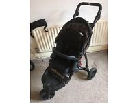 Out n About Little Nipper single pushchair