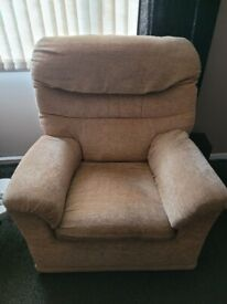 Free Sofa and two electric recliner chairs