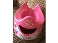 Pink Pourty Potty