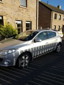 Renault megane dinamique tom tom, in excellent condition with low milege. Well looked after.