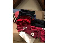 JOB LOT of *Brand New* Sweaters and T-shirts for printing on