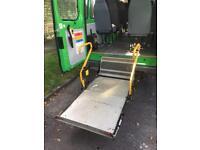 Ratcliffe tail lift 300kg lifting capacity