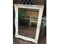 3 antique style large mirrors. Perfect condition.