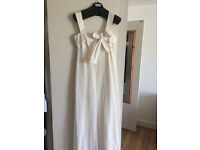 Max Mara wedding dress