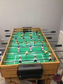 Football (pool) table