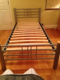 Single/double /twin bed ... single bed which converts to a double or twin