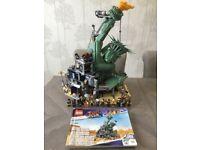 Lego Welcome to Apocalypseburg Set 70840