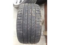 BMW ALLOY WHEEL 19inch back wheel