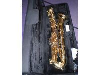 Trevor James The Horn Baritone played twice A1 condition