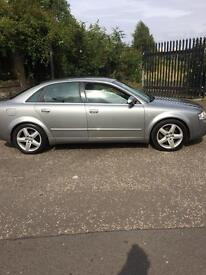 Audi A4 1.8t fsh with every bit of paper work since new