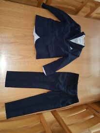 X2 Navy blue boys suits