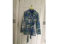 Check Boden Jacket (new) - Size 10