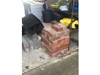 New bricks - made to match older style homes