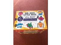 Mr Men& Little Miss All New Story Collection