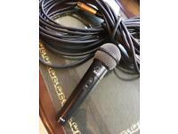 AKG microphone