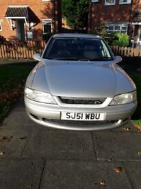 Good and reliable vauxhall vectra